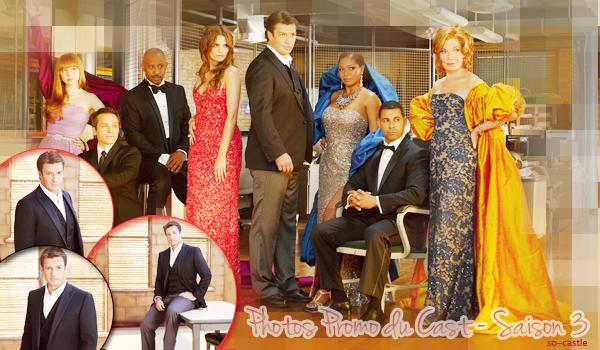 Catégorie: NEWS  Photos promo de la saison 3 ! Créa & gifs: Florine