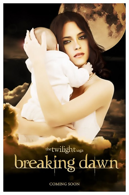 IMAGE DE TWILIGHT 4 TRO HATE !