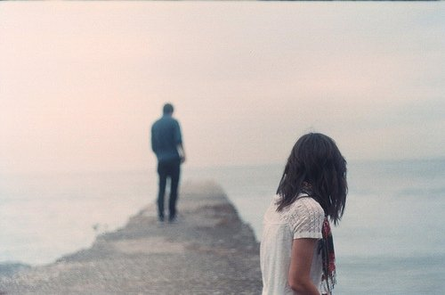 J'ai jamais eu l'impression de te manquer. et je crois qu'à force, t'as arrêté de me manquer aussi.