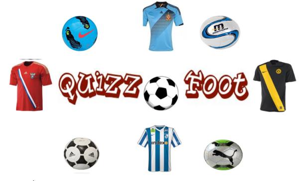 Quizz Foot :  petits jeux , le retour