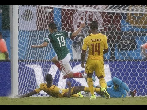 Mexique Cameroun : le match des hors jeux