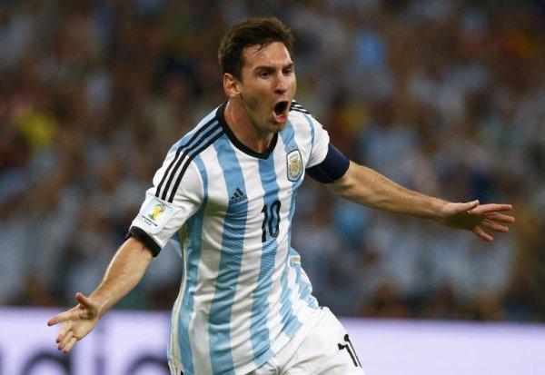 Argentine  - Iran : Messi qualifie une Albiceleste dominée