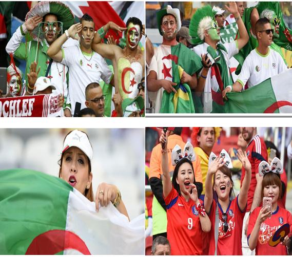 Coree du Sud - Algerie : La Khadra assure