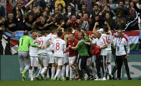 Hongrie Autriche   Hongrie, le retour gagnant