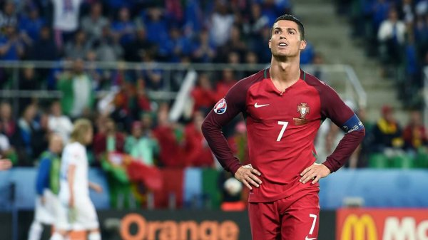 Portugal Autriche Soirée cauchemar pour CR7