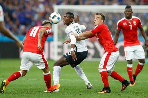 Suisse  France le match des coiffeurs