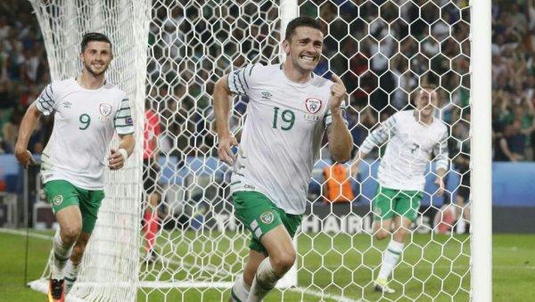 Italie Irlande  L'Eire d'espoir