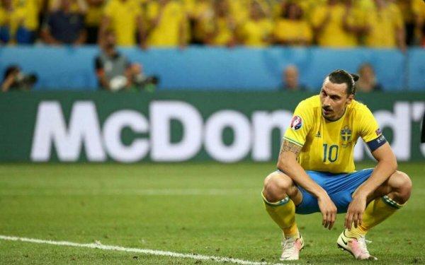 Suède Belgique Naingollan tombeur de Zlatan