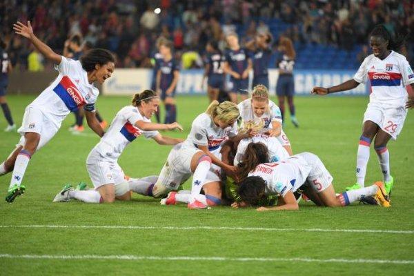 Lyon Féminin : Au sommet européen