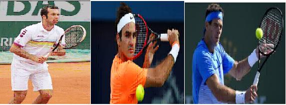 Roland Garros  2017 : Simple Messieurs Bilan de la première semaine