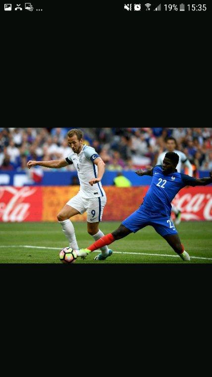 France Angleterre  Triplé de première