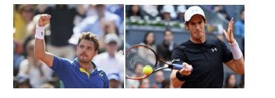 Roland Garros  2017 : Simple Messieurs  La deuxième semaine
