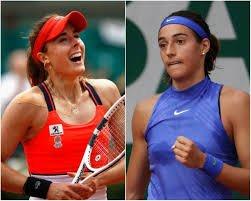 Roland Garros  2017 : Simple Dames  La deuxième semaine