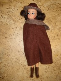 Sindy, the doll you'll like to dress