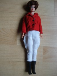 Clone vintage de Barbie bubblecut