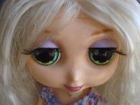 """Dans la catégorie """"drôles de tronches"""", voici Miranda talking,une Diva Starz de Mattel..."""