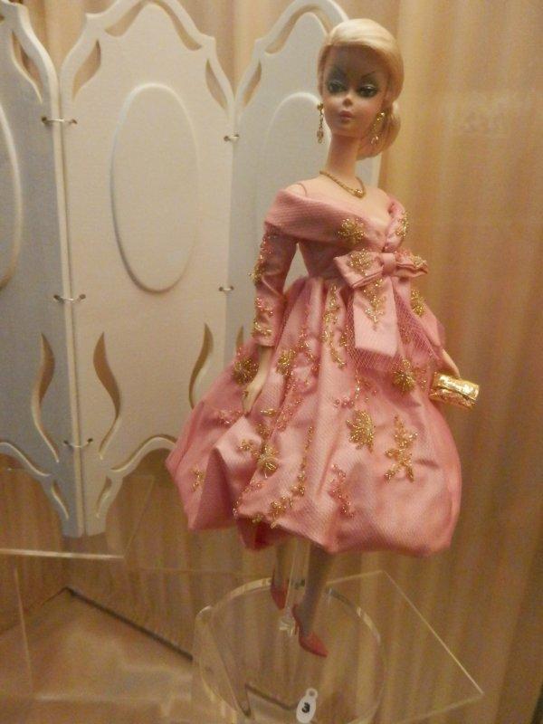 Petite visite au musée de la poupée...
