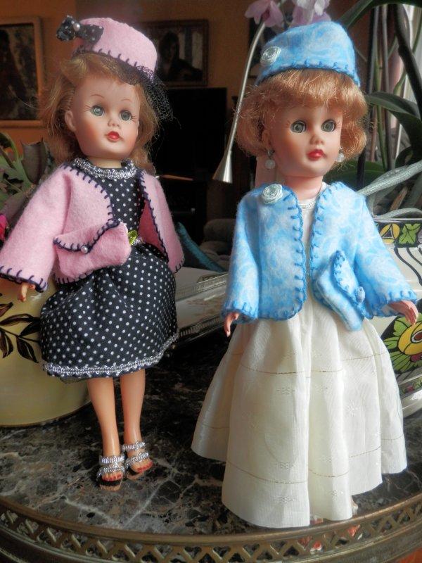 Petites Américaines... deux arrivées.
