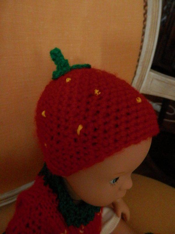 Inspiration fraise...