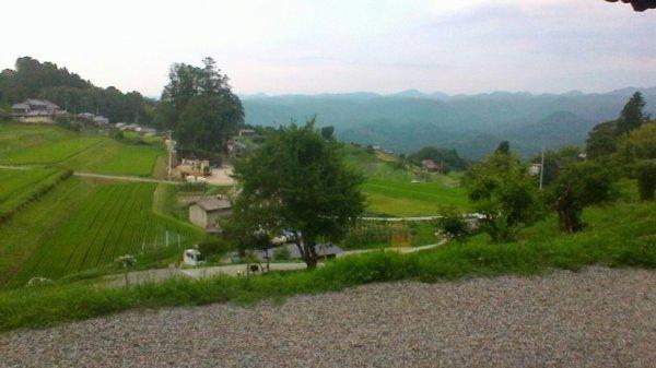 Le Japon rural...pas mal non p!us, Nabari