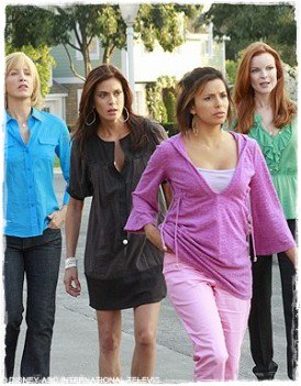 #Desperate Housewives
