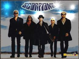 7 superbes minutes avec Scorpions
