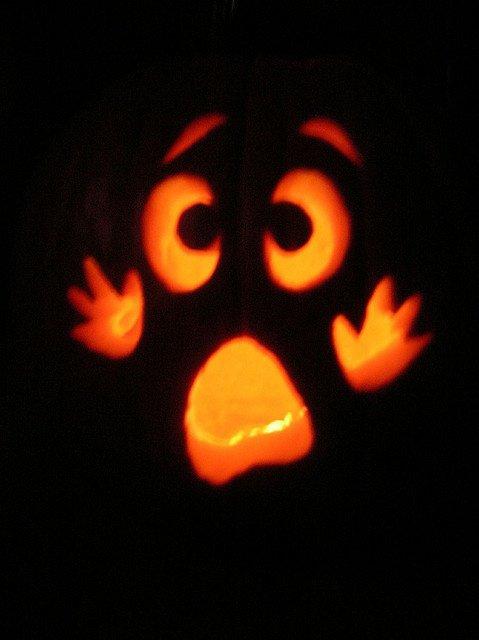 coucou d'Hallowen