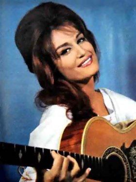 Dalida 1965