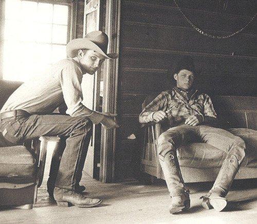 le temps des cowboys