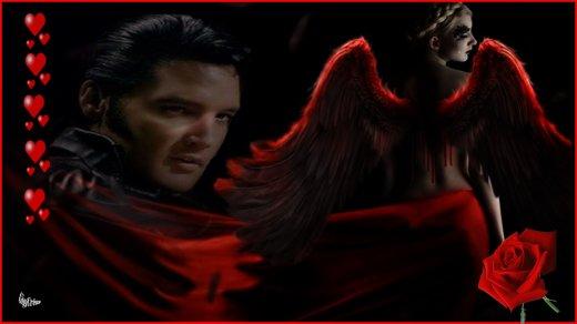 un ange nommé Elvis