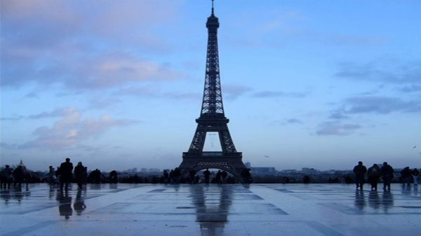 La tour Eiffel (spécialement pour mon ami Bruno)