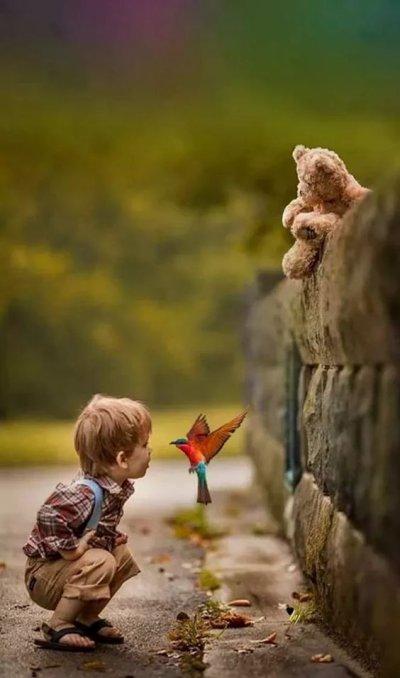 """Kids United - """"L'Oiseau Et l'Enfant"""""""