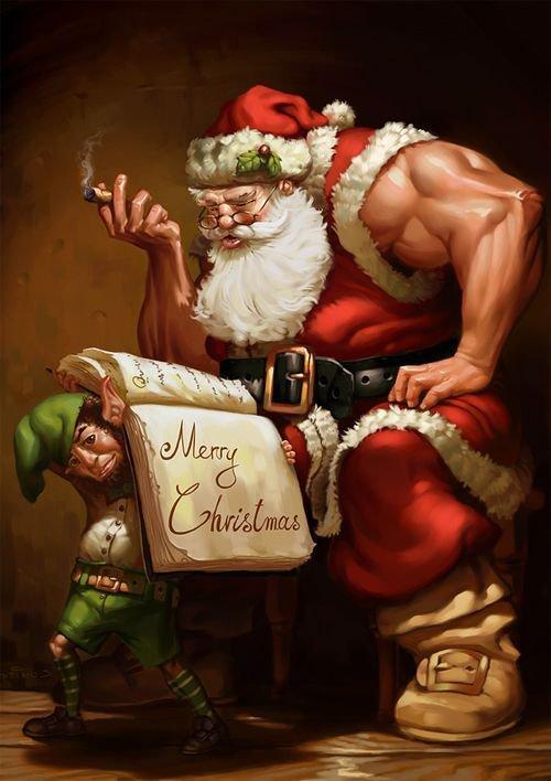 humour de Noel
