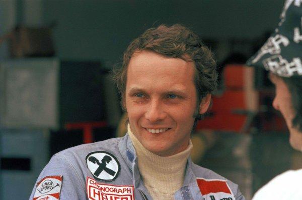 Décès de Niki Lauda, une légende de la Formule 1