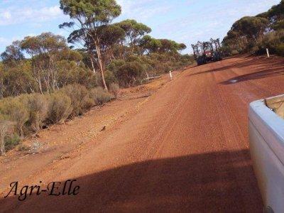 Petit chemin Australien