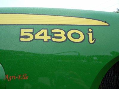 Pulvérisateur John Deere 5430 i de 36m de large