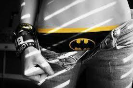 I'm Batgirl !!
