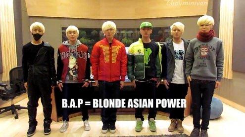 Nom des fans K-pop