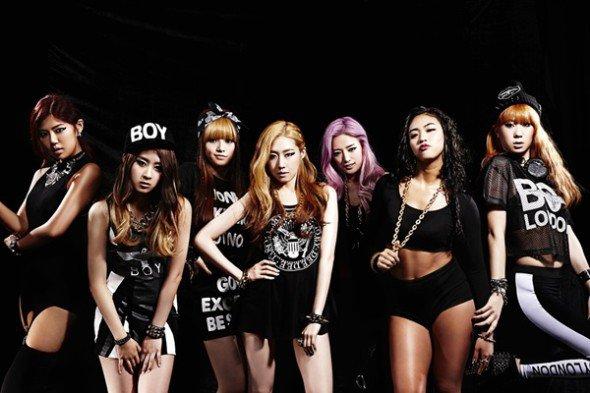 Sony Music Korea et Mafia Record annoncent les débuts du groupe féminin Wassup