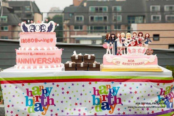 AOA a fêté son premier anniversaire