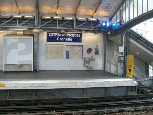 La Motte-Picquet Grenelle