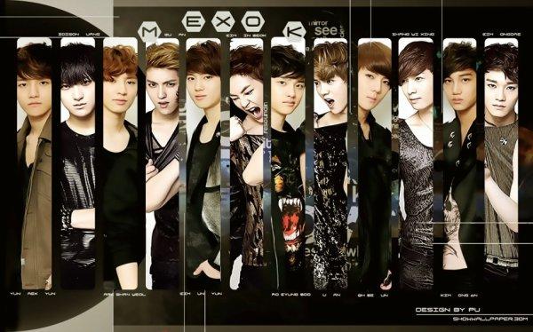 EXO K et M