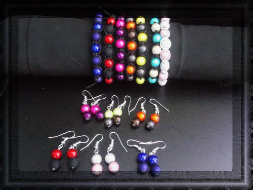 Bracelets perles magique !!