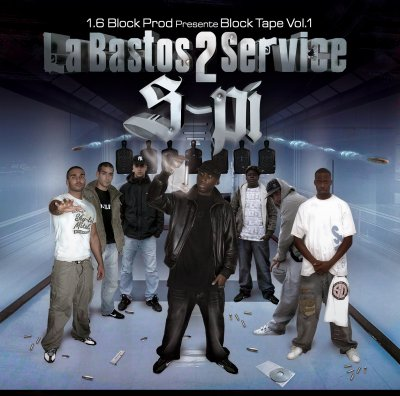 "BlockTape Vol.1 S-PI ""La Bastos 2 Service"""