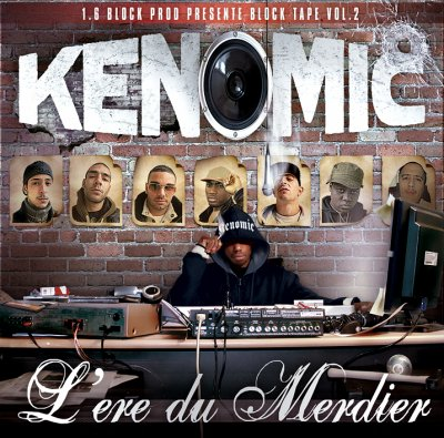 "BlockTape Vol.2 KENOMIC ""L'Ere Du Merdier"""