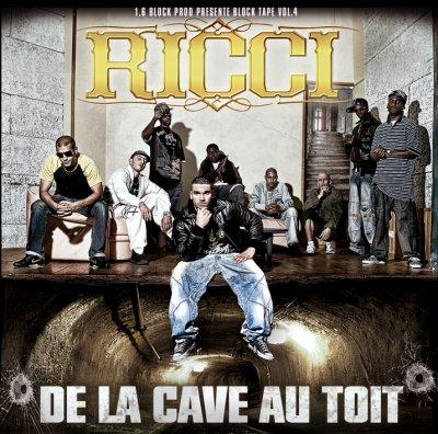 "BlockTape Vol.4 RICCI ""De La Cave Au Toit"""