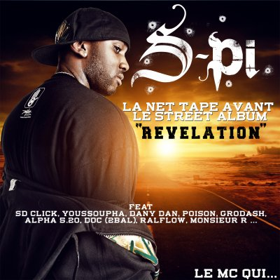 "Net-Tape Vol.2 S-PI ""Le MC Qui..."""