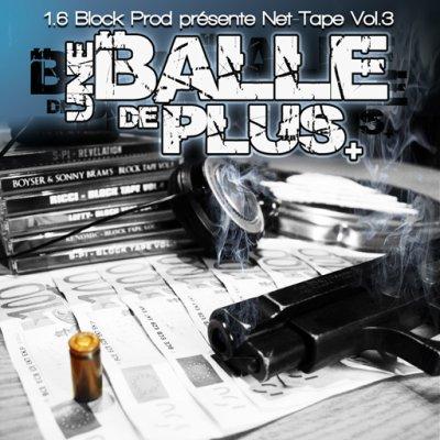 """Net-Tape Vol.3 S.D CLICK """"Une Balle De Plus"""""""
