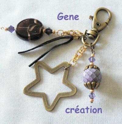 Quelques bijoux de sac