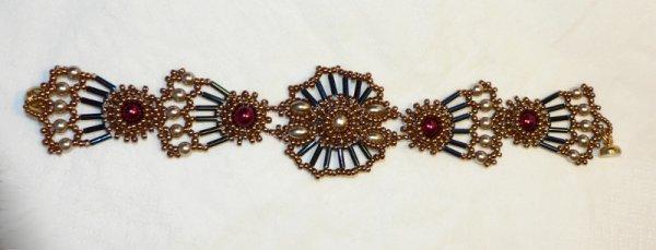 Mon 2ème bracelet TEMPO